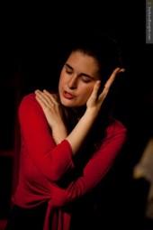Gabriella Merloni Une femme seule Dario Fo pour Paris-ici la culture