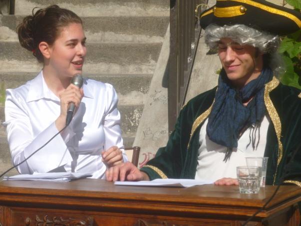 Gabriella Merloni, Alex Mesnil