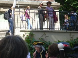 Spectateurs du Canal St. Martin