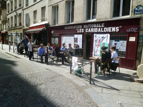 "Association ""Les Garibaldiens"""