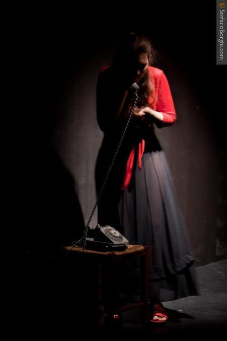 Gabriella Merloni-Une femme seule Dario Fo